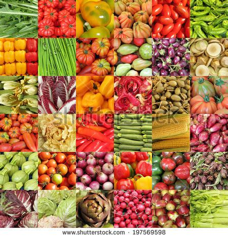 vegetable colors stock photos images pictures