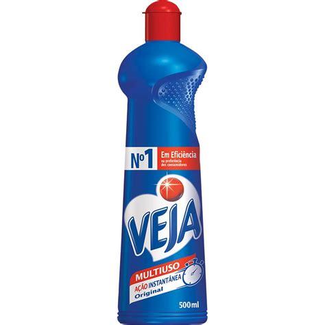Veja Multi Uso limpador multiuso veja original squeeze 500ml produtos para limpeza limpadores walmart