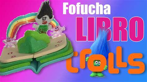 libro where the poppies now mini libro para fofucha poppy trolls mini scrapbook for poppy trolls fofucha youtube