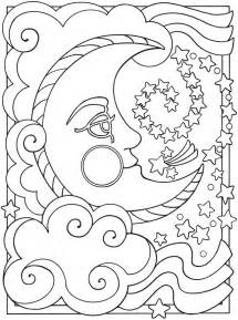 free printable moon coloring pages kids coloring pages kids