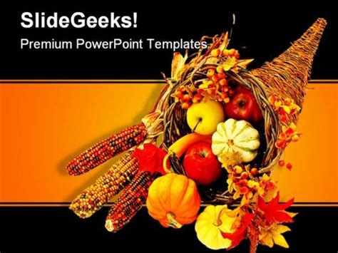 powerpoint templates free download thanksgiving happy thanksgiving religion powerpoint template 0610