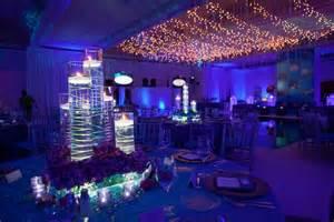 Alice In Wonderland Wall Mural bat mitzvah hotel ballroom transformation westchester ny
