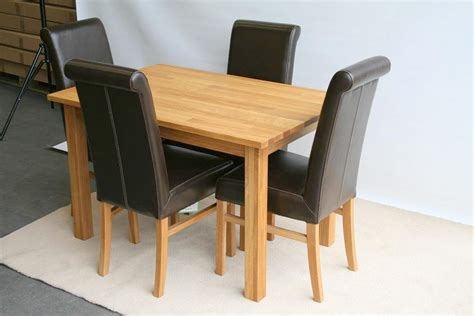 Kitchen Table Prices Solid Oak Kitchen Tables Chairs Cheapest Prices