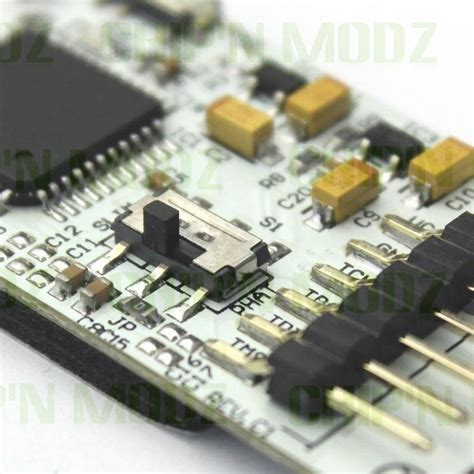 Coolrunner Rev C Glitcher For Xbox 360 Ic Rgh puce coolrunner rev c quot clone quot xecuter chip n modz