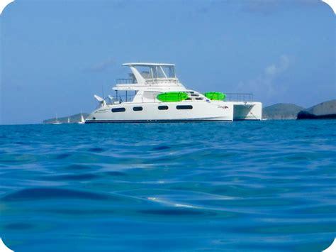 footloose catamaran bvi footloose trip review jones family bareboat charter