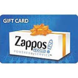 Zappos Gift Card Redeem - zappos gift card