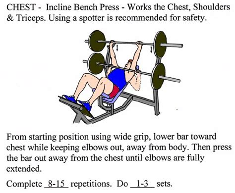 how to do incline bench how to do incline bench press without a bench 28 images barbell incline bench