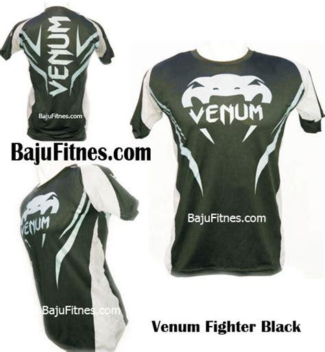Baju Olahraga Fitness Unik Cobra Black Venum On Line Gr 1 089506541896 tri baju fitness armour baju olahraga