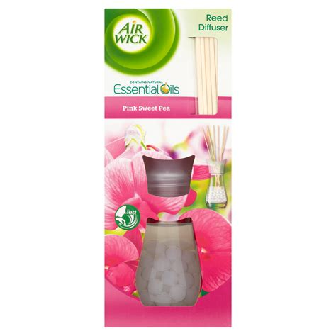 amazon com michel design works home fragrance reed diffuser peony air wick 174 reed diffuser pink sweet pea