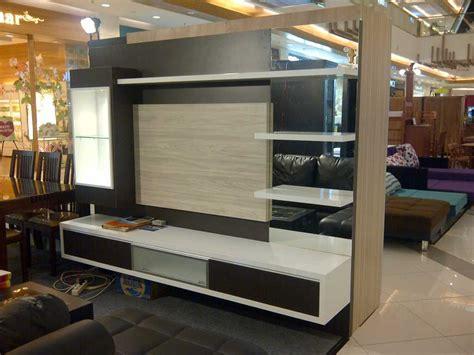 gambar varian lemari tv minimalis simpel rumah impian