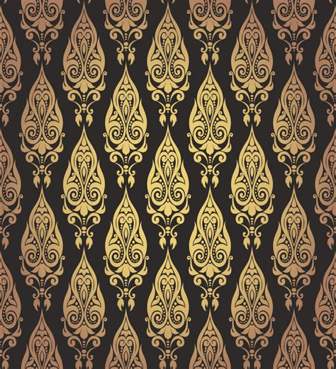 wallpaper gold print print a wallpaper black and gold wallpaper by print a