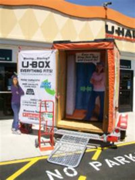 u haul storage az u haul u box moving and storage containers in glendale