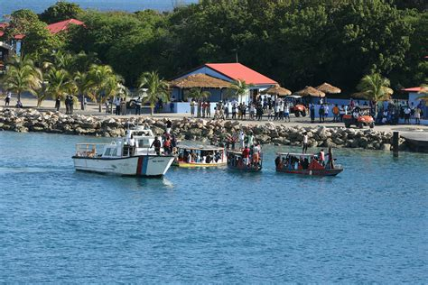 haiti cruise labadee royal caribbean cancels another cruise ship stop in