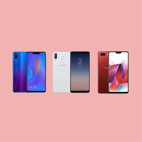 mid tier showdown huawei nova  oppo  samsung galaxy  star