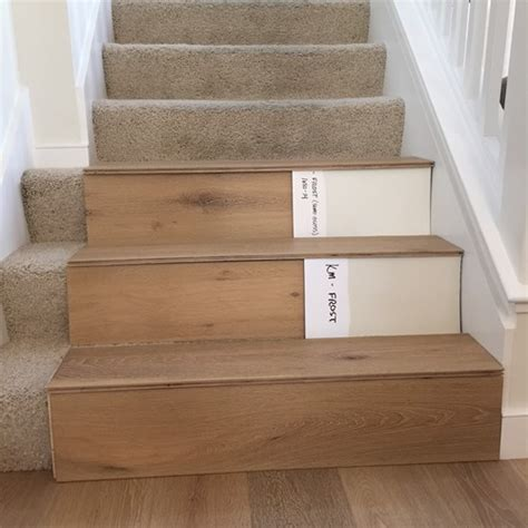 Stairs: Hardwood or Painted Risers?