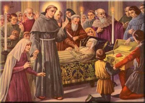 The Miracle At St Miracles Of Anthony St Anthonyblog