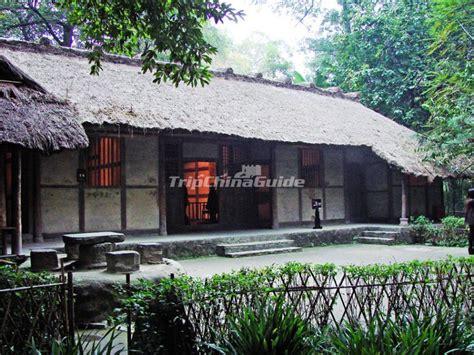 Du Fu Thatched Cottage by Du Fu Thatched Cottage Building Sichuan Chengdu Du Fu