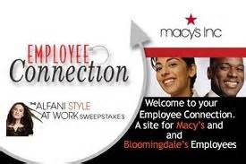 Macys insite employee connection macys insite reanimators
