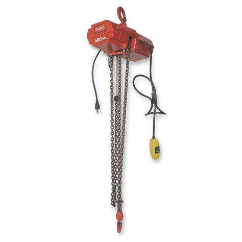 dayton electric hoist wiring diagrams dayton air