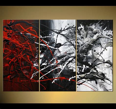 Black And White Abstract Paintings Black Abstract Painting Www Pixshark Images