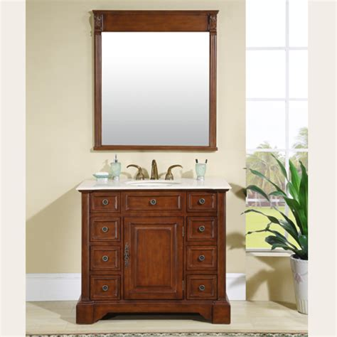 40 inch wide mirror 40 inch walter vanity sink vanity chest vanity with mirror