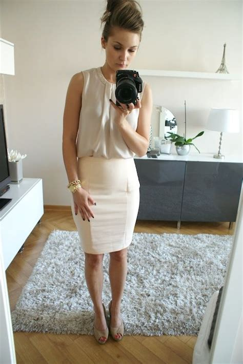 office attire hot weather 1000 ideas about cream outfits on pinterest women s
