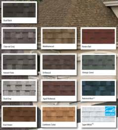 architectural shingles colors products roofing asphalt siderman seamless