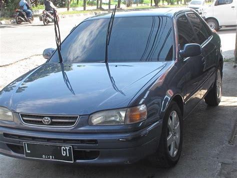 Mobil Toyota Corolla Seg 18mt toyota corolla seg 1 6 l surabaya mobilbekas