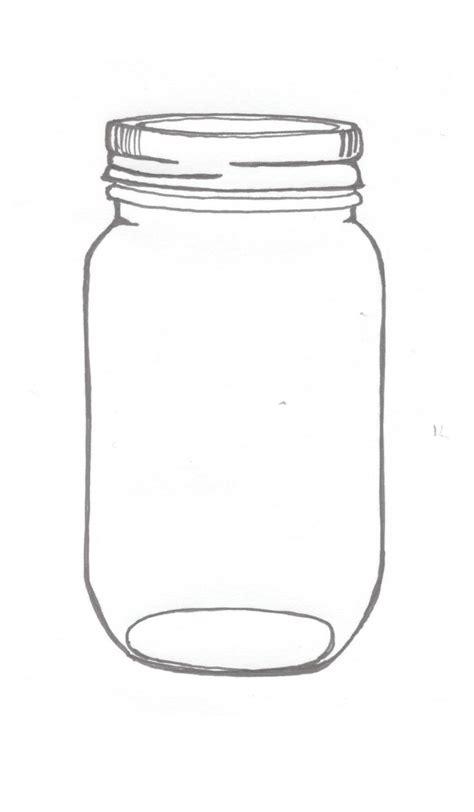 mason jar printable clipart best