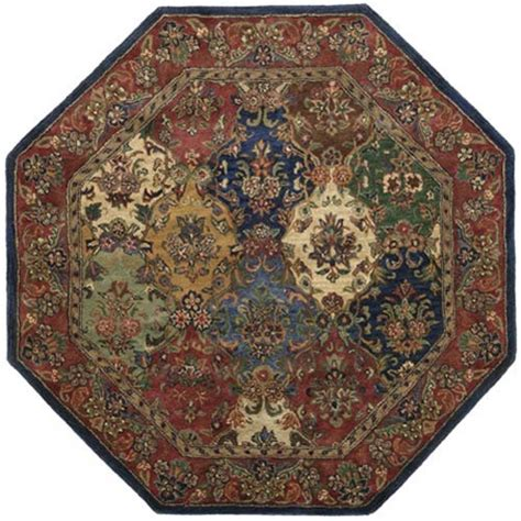 Octagon Rug by 240pt60012g