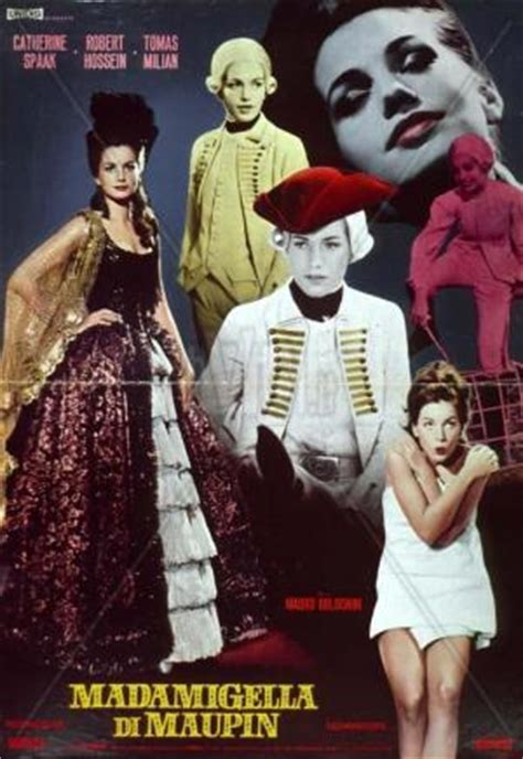 mademoiselle de maupin 8439720564 mademoiselle de maupin 1967 filmaffinity