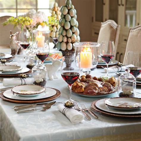Create A Beautiful Easter Table Williams Sonoma Taste Easter Dining Table Decorations