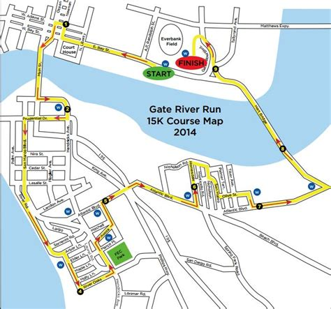 run map gate river run 2016 2017 date registration course route