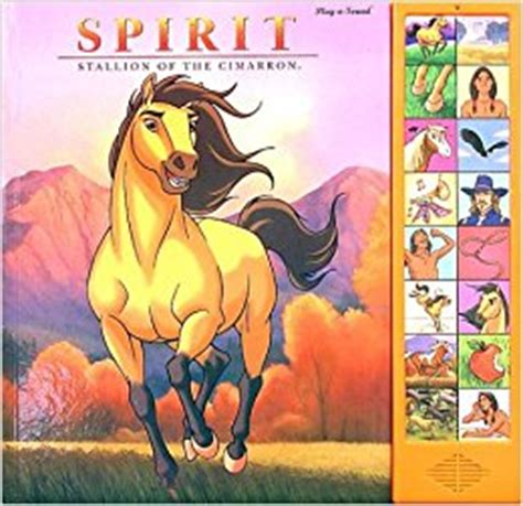 spirit books spirit stallion of the cimarron larry navarro