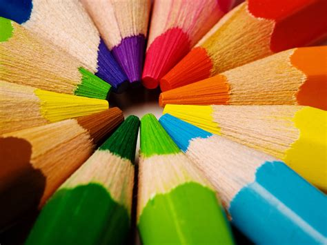 beautiful colours beautiful colour pencils colours