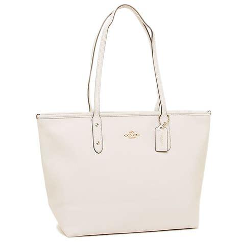Coach Bag White by Brand Shop Axes Coach Tote Bag Outlet Coach F58846 Imchk White Rakuten Global Market