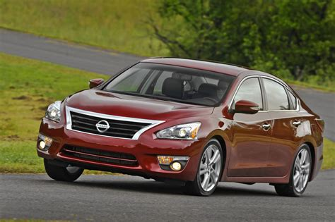 2012 Nissan Altima Mpg by 2013 Nissan Altima All New Sedan Earns 38 Mpg New On