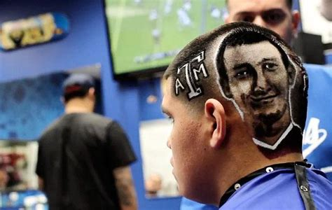 Haircuts Kerrville | that kid with the johnny manziel hair cut yeah he got