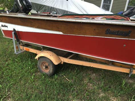 ski king boat sportcraft ski king 1963 for sale for 100 boats from