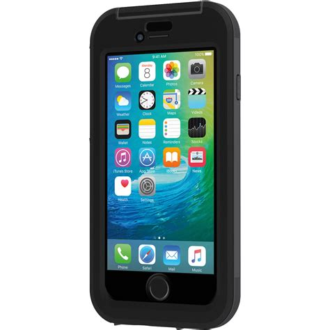 seidio obex for iphone 6 6s black cswiph6 bk b h photo