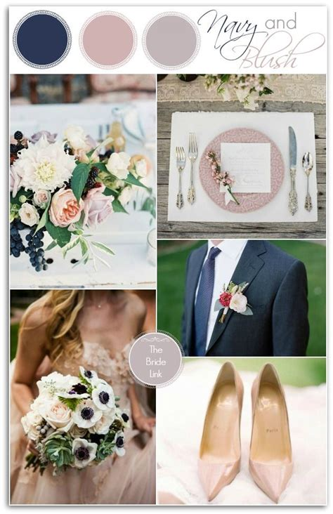 sd 6 practical wedding color combos for fall 2015 blush