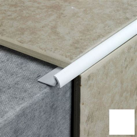 Bathroom Tile Trim Ideas by How To Finish Tile Edges And Corners Details