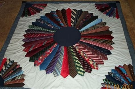 How To Make A Quilt Out Of Ties necktie quilts quilt authority