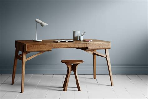 Handcrafted Furniture Melbourne - tuki desk tide design handmade furniture