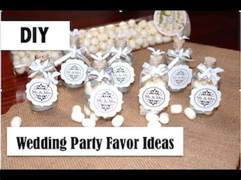 do it yourself fall wedding favor ideas diy easy wedding favor idea vintage bottle dove theme