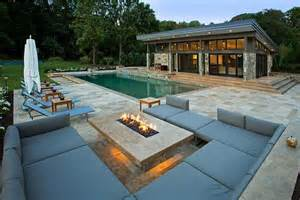 Natural Gas Fire Pit Ideas For Comfortable Backyard