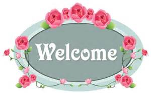 welcome banner template free shabby flower roses banner ebay template