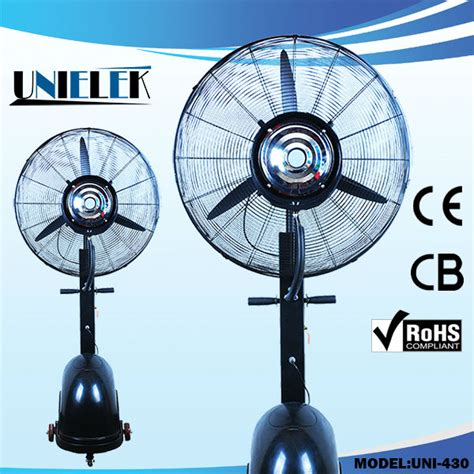 industrial fans with water mist 26 inch water spray fan misting industrial