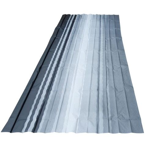carefree roll out awning 18 ft replacement caravan roll out awning pvc vinyl fabric carefree canvas