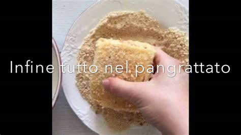 ricetta mozzarella in carrozza al forno mozzarella in carrozza al forno